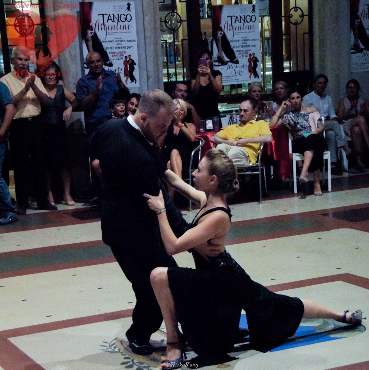 Tango in Galleria Macerata 2017