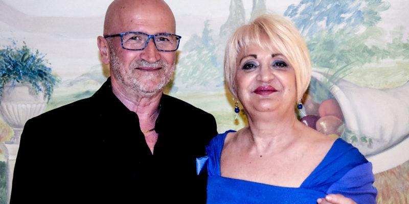 Alberto Ferretti e Nanda Cleti